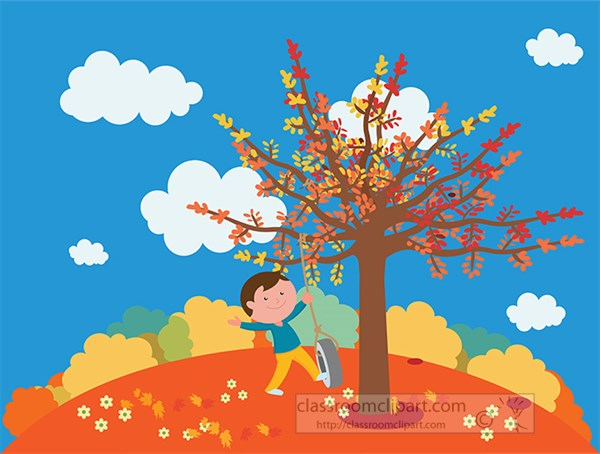 boy-playing-with-tire-swing-on-with-fall-folliage-clipart.jpg