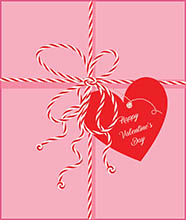 Valentines Day Hearts Love You Clipart. Size: 69 Kb