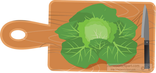 head-lettuce-on-wood-cutting-board-with-knife-clipart.jpg