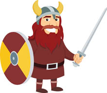 Free Vikings Clipart - Clip Art Pictures - Graphics - Illustrations