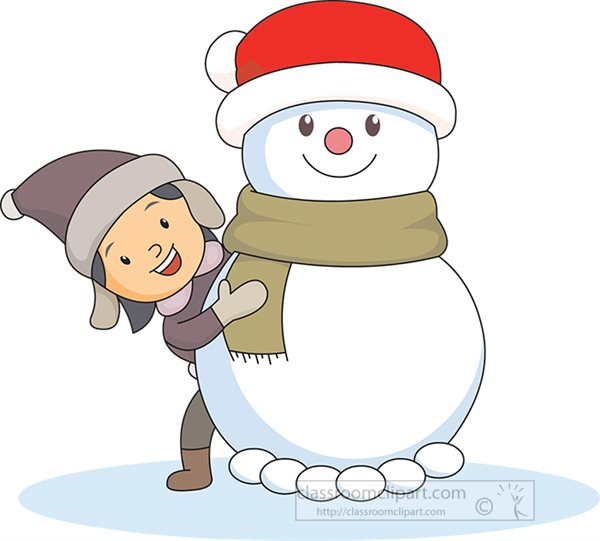 little-girl-standing-behind-snowman-happily-clipart.jpg