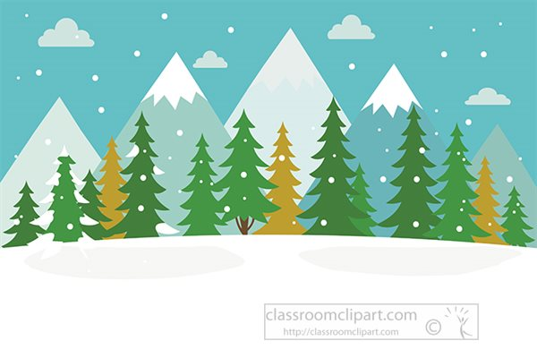 winter-weather-snow-scene-with-mountains-trees-clipart.jpg