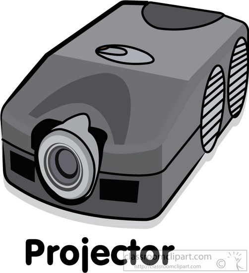 clipart of movie projector - photo #50