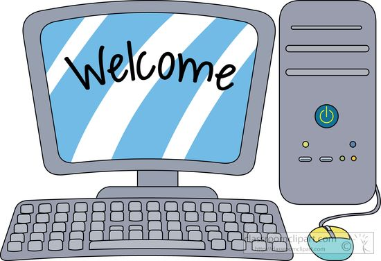 Image result for welcome computer