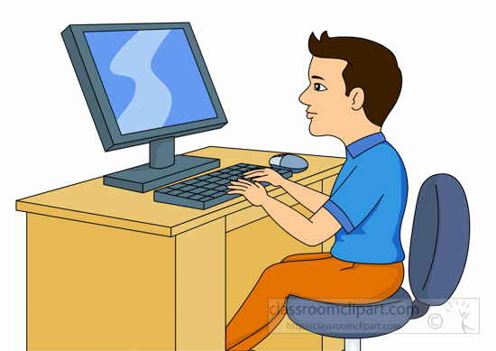 computer education clipart - photo #35