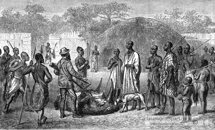 delivering-the-spoils-of-his-hunt-to-king-historical-illustration-africa.jpg