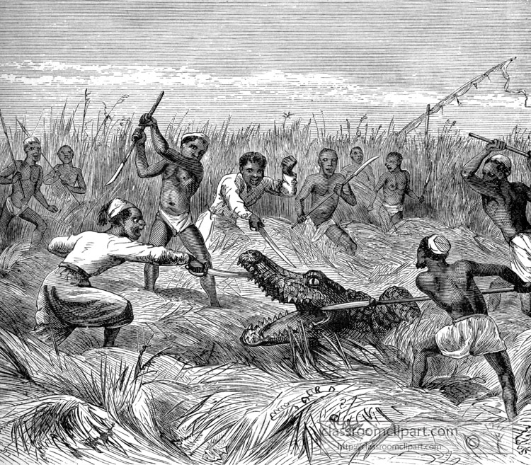 dragging-a-crocodile-to-land-in-africa-historical-illustration-africa.jpg