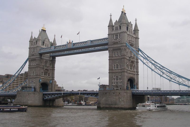 England Clipart Tower Bridge In London Received Its Name From The