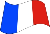 Clip Art French Flag Clipart free france pictures maps flags illustrations clip art flag clipart size 19 kb