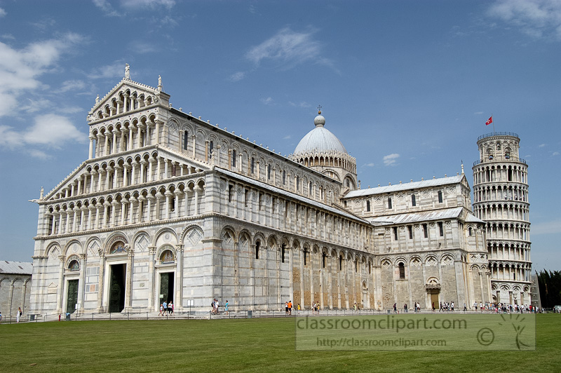 Photo Bapistry and Cathedral Duomo Pisa Italy-4-7644L.jpg