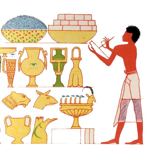 Food and cooking taew1 038b classroom clipart for Ancient egyptian cuisine