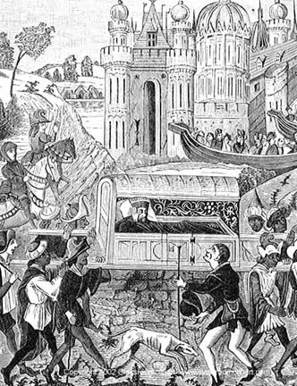 A history of religious conflict in the middle ages