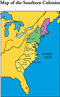 Colonial America Pictures Photos And Images Classroom Clipart - Map of the us colonies