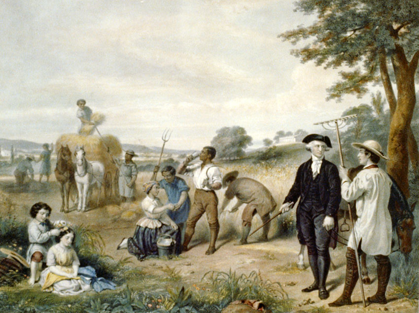 washington in field with farmers color illustration.jpg