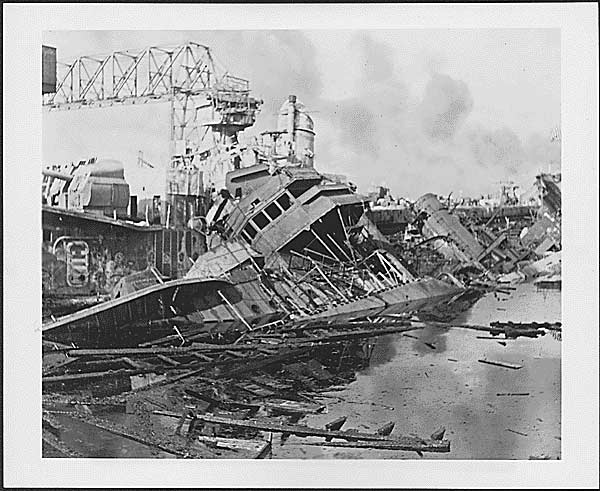 Pearl Harbor: A Rude Awakening