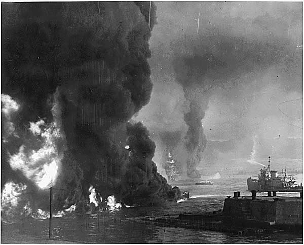 an introduction to the history of world war two pearl harbor Naval history and heritage command world war ii » pearl harbor raid » post-attack ship salvage » salvage of uss oklahoma, 1942-1944 salvage of uss oklahoma.
