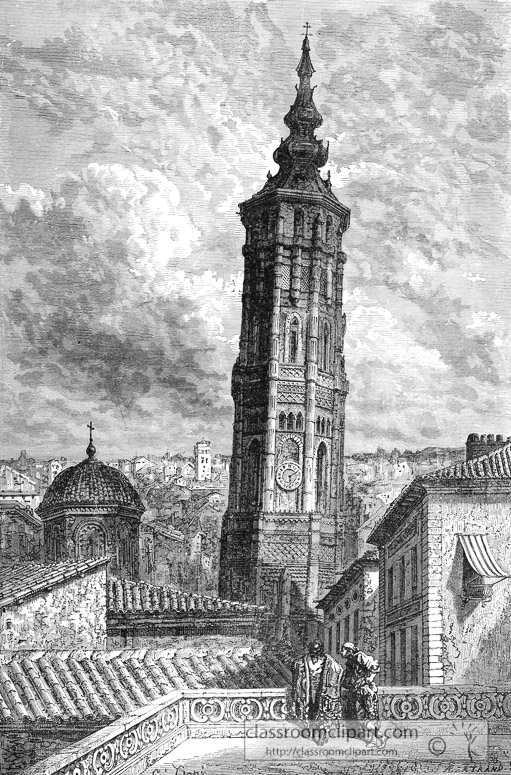 leaning-tower-saragossa-spain-historical-engraving-011.jpg