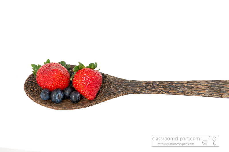 photo-image-wooden-spoon-with-strawberries-and-blueberries-white-00111-background.jpg