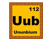 Международный химический союз признал 112-й химический элемент