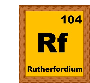 """poem """"Rutherfordium"""", a Periodic Table poem By Chicago ..."""