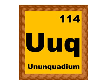 Classroom Clipart : Free Clipart : Chemical Elements : ununquadium-