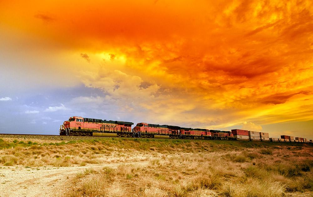 sunset-and-passing-freight-train-in-arizona.jpg