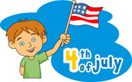 holidays 4th of july clipart